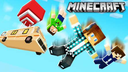 Screenshot 2 de Mod FREE FIRE for Minecraft para android