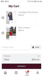 Captura de Pantalla 4 de Ciera Couture para android