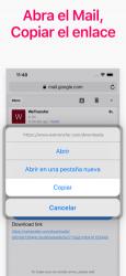 Captura de Pantalla 2 de WeDownload por Solodigitalis para iphone