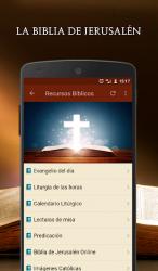Captura 8 de La Biblia de Jerusalén para android