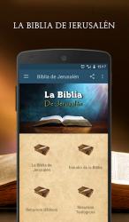 Captura de Pantalla 2 de La Biblia de Jerusalén para android