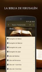 Imágen 13 de La Biblia de Jerusalén para android