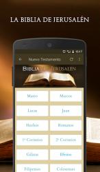 Captura de Pantalla 12 de La Biblia de Jerusalén para android
