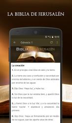 Captura de Pantalla 3 de La Biblia de Jerusalén para android