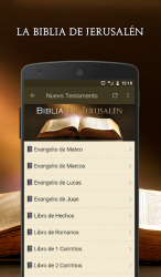 Captura de Pantalla 5 de La Biblia de Jerusalén para android