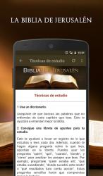 Imágen 7 de La Biblia de Jerusalén para android