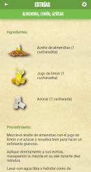 Screenshot 4 de Eliminar las ESTRÍAS. Remedios caseros para android