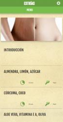 Screenshot 2 de Eliminar las ESTRÍAS. Remedios caseros para android