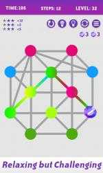 Captura 2 de One Touch Drawing Puzzle Game - 1Line para windows