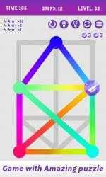 Imágen 3 de One Touch Drawing Puzzle Game - 1Line para windows