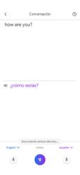 Captura 3 de Traductor de Google para iphone