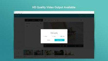 Screenshot 5 de FlexClip: Video Editor & Movie Maker para windows