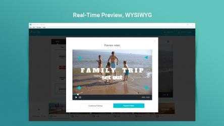 Imágen 3 de FlexClip: Video Editor & Movie Maker para windows