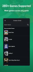 Captura de Pantalla 2 de GamerLink LFG - Find Friends and Teammates! para android