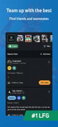 Screenshot 3 de GamerLink LFG - Find Friends and Teammates! para android
