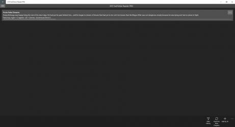 Imágen 1 de XYZ FanFiction Reader PRO para windows