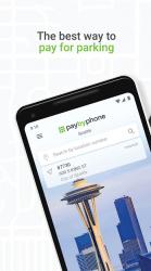 Captura de Pantalla 2 de PayByPhone para android