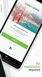 Captura de Pantalla 7 de PayByPhone para android