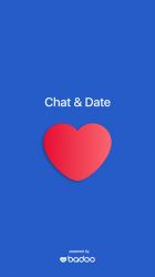 Imágen 2 de Chat & Date: Dating sencillo para conocer gente para android