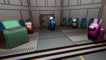 Screenshot 8 de The Villain Among Us 3D para android