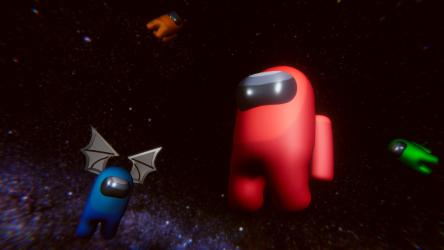 Screenshot 10 de The Villain Among Us 3D para android