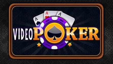 Captura de Pantalla 1 de Casino Video Poker 2019 para windows
