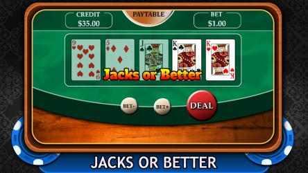 Captura de Pantalla 5 de Casino Video Poker 2019 para windows