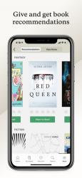 Imágen 4 de Goodreads: Book Reviews para iphone