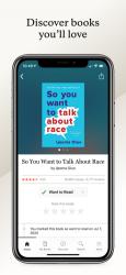 Captura de Pantalla 1 de Goodreads: Book Reviews para iphone