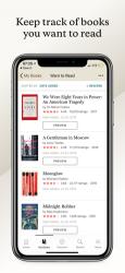Captura de Pantalla 6 de Goodreads: Book Reviews para iphone