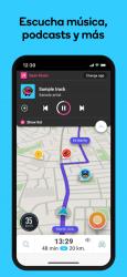 Screenshot 4 de Waze Navegación y Tráfico para iphone