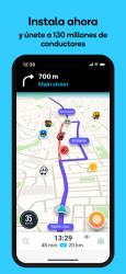 Captura de Pantalla 8 de Waze Navegación y Tráfico para iphone