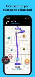 Screenshot 3 de Waze Navegación y Tráfico para iphone