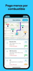 Screenshot 5 de Waze Navegación y Tráfico para iphone