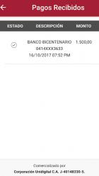 Screenshot 6 de Tu Pago Movil Banco Bicentenario para android