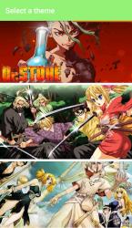 Captura de Pantalla 3 de Anime Keyboard - Dr. Stone para android