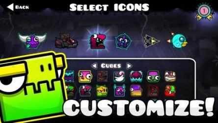 Screenshot 3 de Geometry Dash: Story Mode para windows