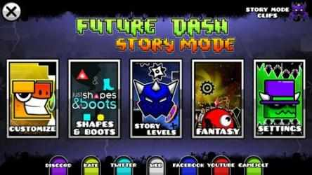 Imágen 1 de Geometry Dash: Story Mode para windows