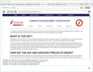 Captura de Pantalla 4 de Network Tools Collection UWP - TCP UDP HTTP WebSocket DNS Whois para windows