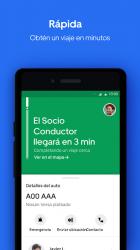 Captura de Pantalla 5 de Uber Lite para android