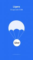 Captura de Pantalla 2 de Uber Lite para android