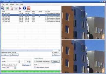 Screenshot 2 de Caesium Image Compressor para windows
