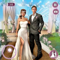 Captura 1 de Newlyweds Happy Couple para android