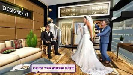 Captura de Pantalla 3 de Newlyweds Happy Couple para android