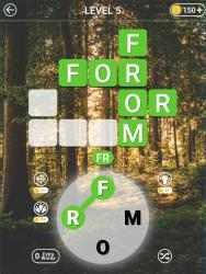 Captura de Pantalla 4 de Words Puzzle:A Word Connect Game para windows