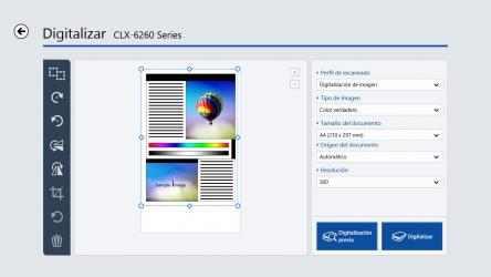 Captura 4 de Samsung Printer Experience para windows