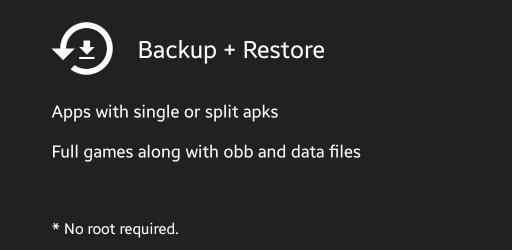 Imágen 2 de Backup + Restore (apk, obb + data) para android