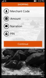Captura 5 de GTBank Mobile para windows