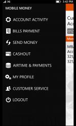 Screenshot 3 de GTBank Mobile para windows