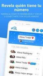 Captura de Pantalla 3 de Me: identifica llamadas y protege contra spam para android